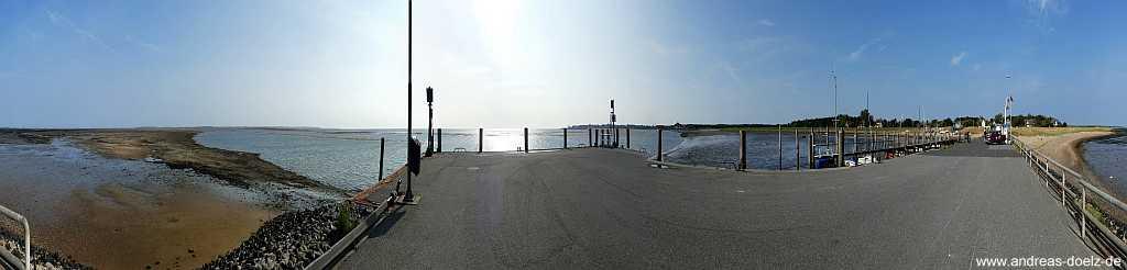 360 Grad Panorama Mole Steenodde Amrum