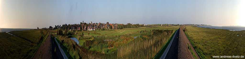 Panorama Norddorf Marsch Amrum
